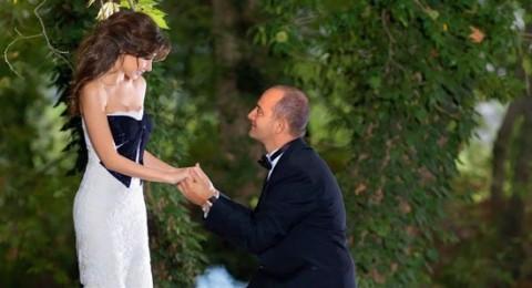 يارا نعوم تقتبس صور زفاف نانسى عجرم